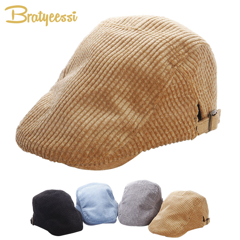 New Fashion Baby Boy Hat Spring Winter Kids Boys Hats And