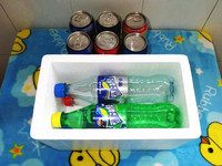Free shipping DIY Portable 8L Mini 12V 8A Car Refrigerator Freezer Home Travel Vehicular Car Fridge Cooler Beverage