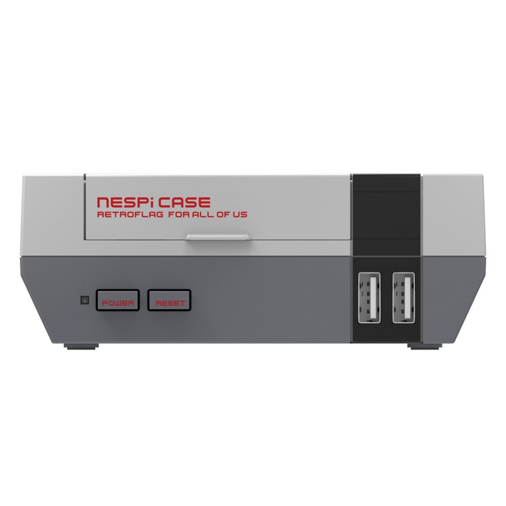 NEW Elaborate Console Case Mini CASE Demo Board Accessories for NES NESPI Retroflag NESPi Raspberry Pi Enclosure Case