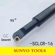 S14M/14N/S08K/S10K/S12M-SCLCR06/SCLCL06/SCLCL09/SCLCL09-A16/A12/A20 использовать CCMT060204/CCGT060204 внутренние инструменты токарные SCLCR sclcl