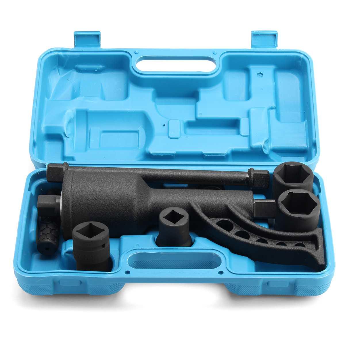 Torque Multiplier Wrench Lug Nut Lugnuts Remover Labor Saving Socket Car Wash Maintenance Engine Care