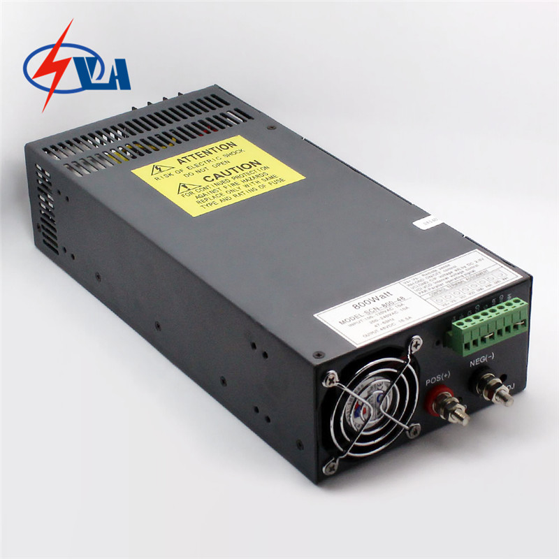 SCN-800-24 110VAC(220VAC)strip switch power supply transformer 24V 800W ac to dc led switching power supply dc power supply 36v 9 7a 350w led driver transformer 110v 240v ac to dc36v power adapter for strip lamp cnc cctv