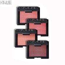 KIMUSE Make Up Blushes Face Bronzer Blushes Powder Natural Base Makeup Face Contour Blush Makeup