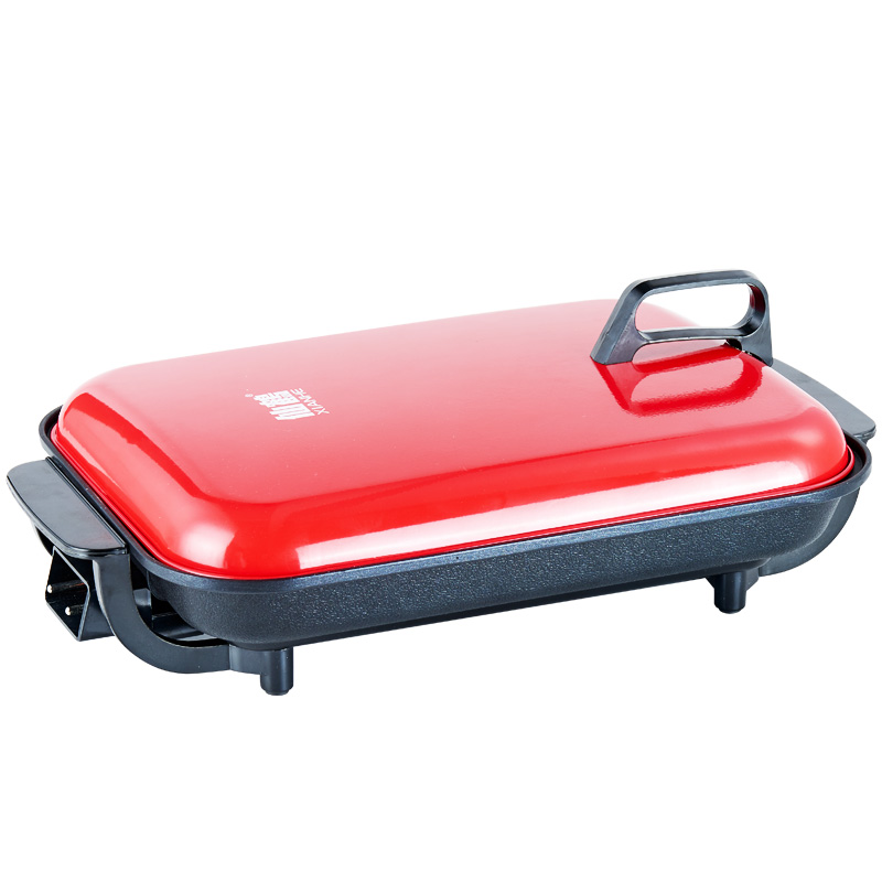 цены Household Korean electric barbecue pan  grilled fish dish no- smoke non - stick electric baking pan