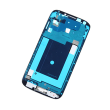 10PCS Original New For Samsung Galaxy S4 S IV i9500 Front Housing Frame Bezel Plate Middle Frame Faceplate Parts Free Shipping