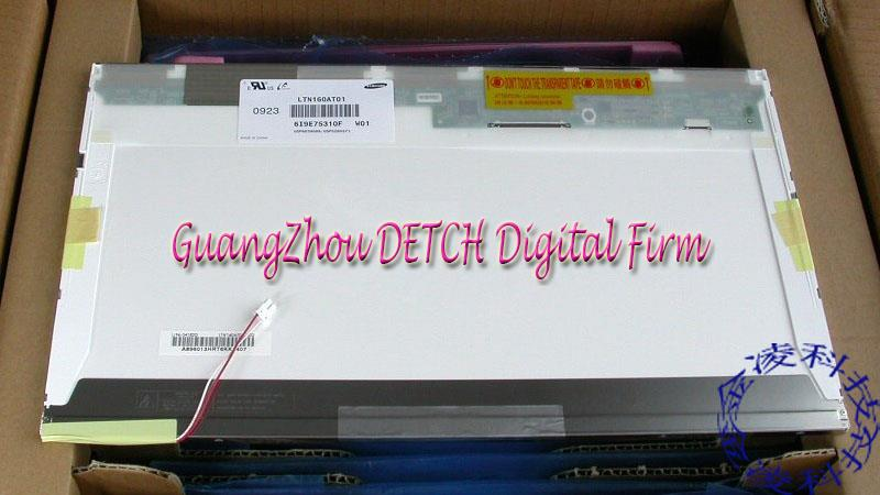 Industrial display LCD screenLTN160AT01 16.0-inch LCD laptop screen lc171w03 b4k1 lcd display screens