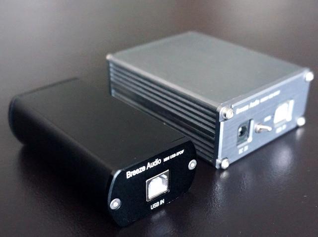 HiFi USB CM6631 לקואקסיאלי/אופטי SPDIF ממיר DAC עבור 192 KHZ/24bit