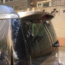Спойлер для Skoda Yeti 2013,,,, АБС-пластик, неокрашенный, грунтовка, задний багажник, крыло, спойлер, автомобильный стиль