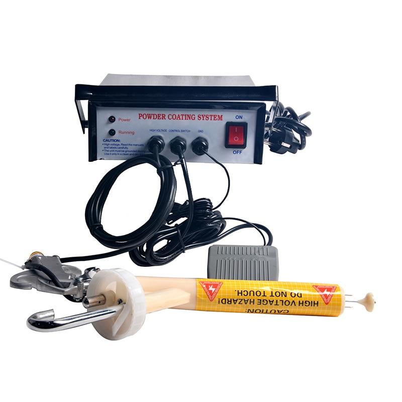 Original Portable Electrostatic Powder Coating system PC03-5 110V 220-240V CE