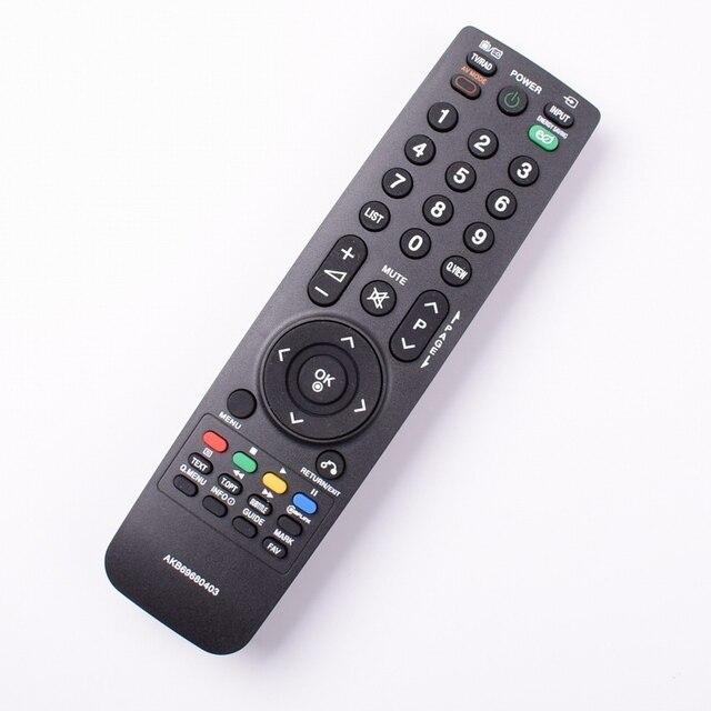 LG TV 용 리모콘 AKB69680403, 리모콘 컨트롤러 C32LG2100 32LH2000 32LD320 42LH35FD 42PQ20D 50PQ20D