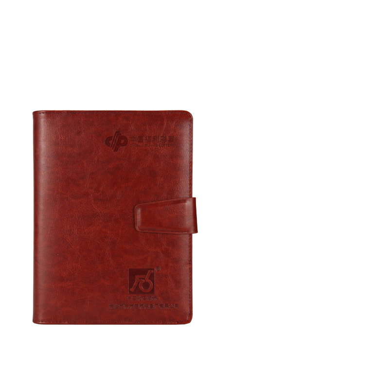 A5 Loose-leaf Magnetic Buckle Creative Notebooks High-end Hardcover Business Office Pu Imitation Leather NotebookA5 Loose-leaf Magnetic Buckle Creative Notebooks High-end Hardcover Business Office Pu Imitation Leather Notebook