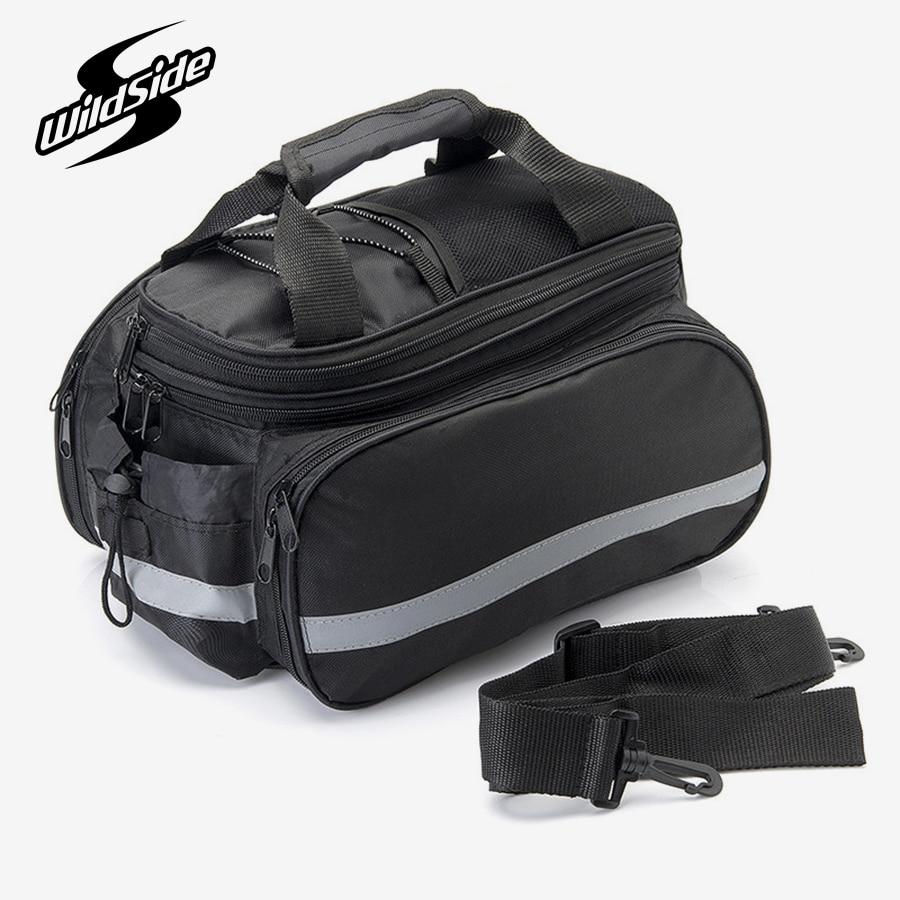 Sac de vélo de montagne wildside pour kit d'étagère de vélo sac de siège paquet de queue de vélo sac de siège arrière support d'équipement de vélo sac de chameau