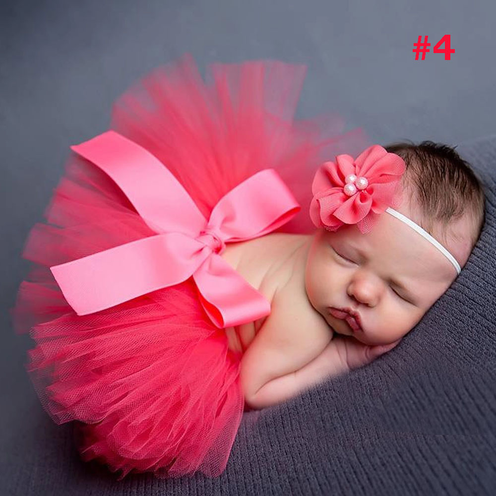 Princess-Newborn-Tutu-and-Vintage-Headband-Newborn-Baby-Photography-Prop-Birthday-Sets-For-Baby-Girls-TS001-3