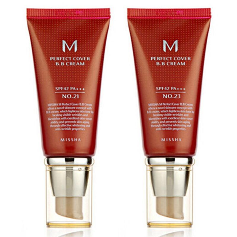 MISSHA M Perfect Cover BB Cream (SPF42/PA+++) 50ml Original Korea Missha Perfect Cover BB Cream Shipping From Korea