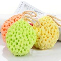 Best Selling Baby Bath Sponge Super Soft Rubbing Towel Ball 3 Colors New Arrival