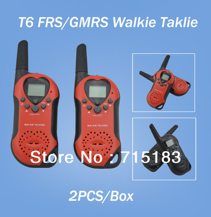 T6 FRS/GMRS Walkie talkie License Free Two-way Radio (8CH 446.00625~446.09375MHz for Europe,22CH 462.5625~462.7250MHz for USA)T6 FRS/GMRS Walkie talkie License Free Two-way Radio (8CH 446.00625~446.09375MHz for Europe,22CH 462.5625~462.7250MHz for USA)