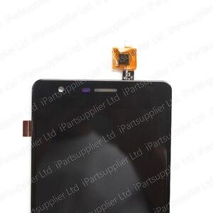 Image 5 - Oukitel K4000 لايت شاشة LCD + شاشة تعمل باللمس الجمعية 100% الأصلي LCD محول الأرقام زجاج لوحة استبدال ل Oukitel K4000 لايت