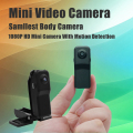 Mini Camera 1080P HD Micro Camera Voice Recorder Smallest Cam DVR HD Video Mini DV Camera With Motion Detection Fuction