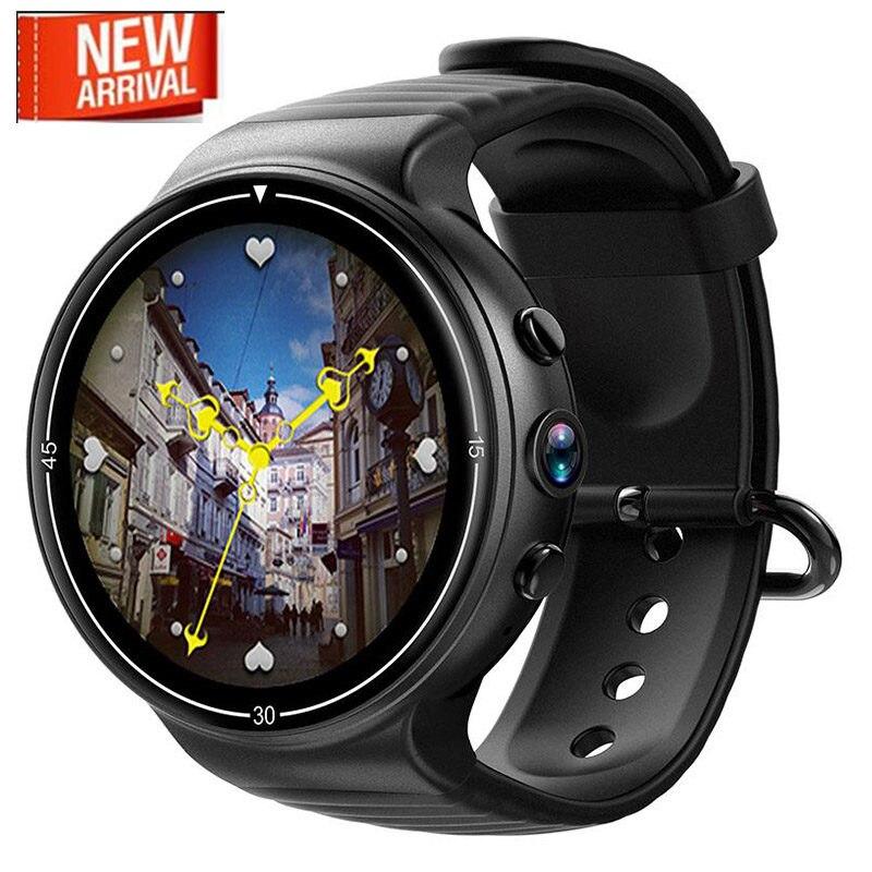 I8 Smartwatch podomètre moniteur de fréquence cardiaque Tracker de Fitness intelligent GPS étanche caméra 4G Reloj Inteligente montre intelligente