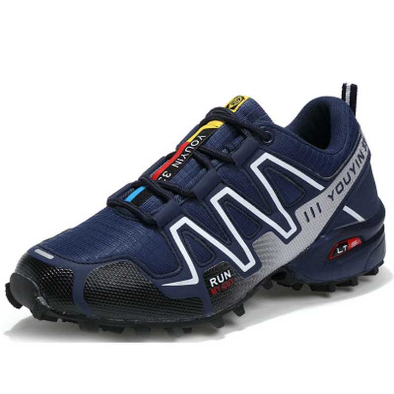mens sports running shoes music rhythm men sneakers breathable outdoor sport shoe light male shoe size EU 39-48