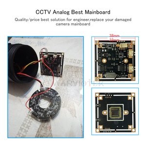 Image 3 - 700TVL Analog โมดูลกล้องวงจรปิด CMOS SENSOR Home Security กล้องเฝ้าระวังวิดีโอ Mini CVBS Security ระบบ Motion Sensor