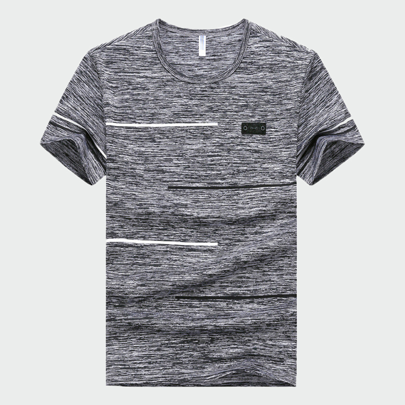 2020 New Mens Cotton O-Neck Short Sleeve T Shirts Fashion Men Gyms T Shirt Fitness Bodybuilding Tees Tops Large Size 9XL ML245