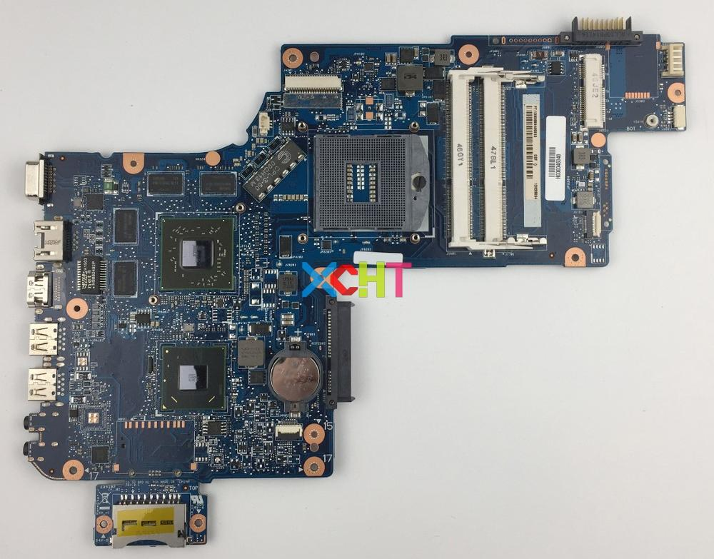 For Toshiba Satellite C870 L870 L870 18X H000046340 PGA989 HM76 HD7670M 1GB DDR3 Motherboard Mainboard System Board Tested