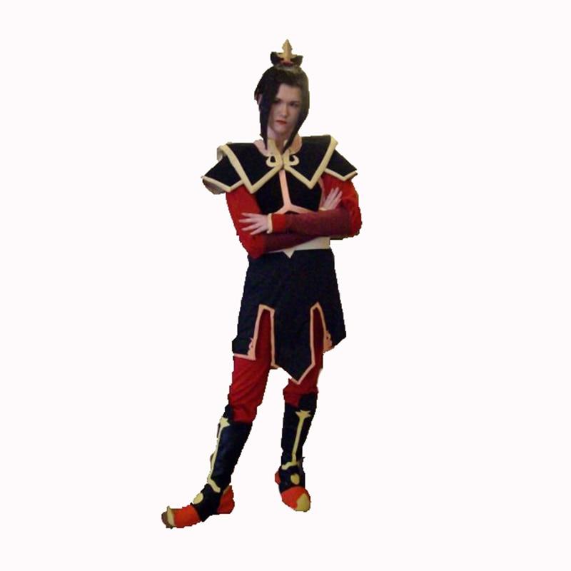 Avatar The Legend of Korra Azula Cosplay Costume