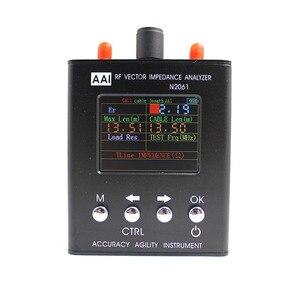Image 2 - Антивандальный анализатор коротких волн N2061SA, английская версия, 1,1 МГц ~ 1300 МГц, УФ, рчид