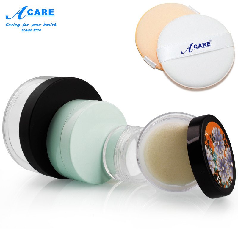 Us 4 89 Powder Puff Box Professional Diy Beauty Makeup Case Powder Puff Empty Container Liquid Foundation Bb Cream Sponge Container Tool In Cosmetic