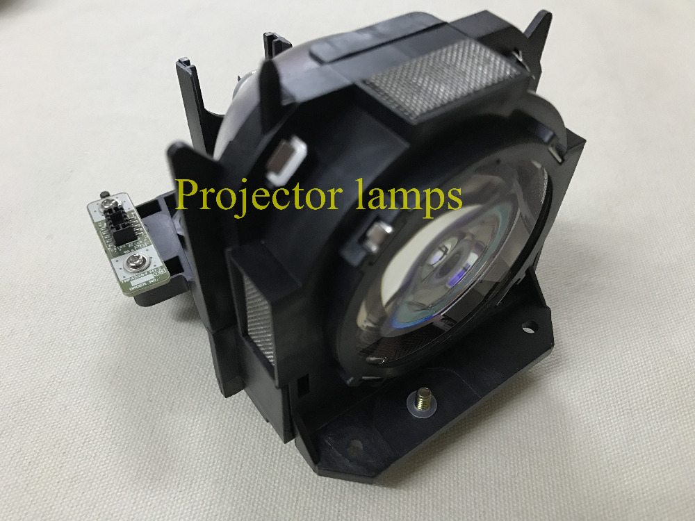 Projector Lamp With housing ET-LAD60A  for  Panasonic PT-D6000 PT-D5000 PT-D6710 PT-DW530 PT-DW730ES PT-DZ570 PT-DZ6700 DX800S projector lamp bulb et lab80 etlab80 for panasonic pt lb75 pt lb80 pt lw80ntu pt lb75ea pt lb75nt with housing