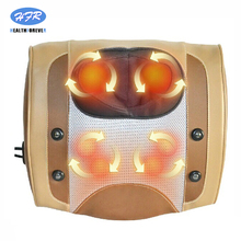 HFR-818-3F Health Forever Brand 3D Multi-function Full Body Lumbar Massage Cushion Neck and Shoulder Massage Pillow factory direct vehicle household neck shoulder back many function massage pillow