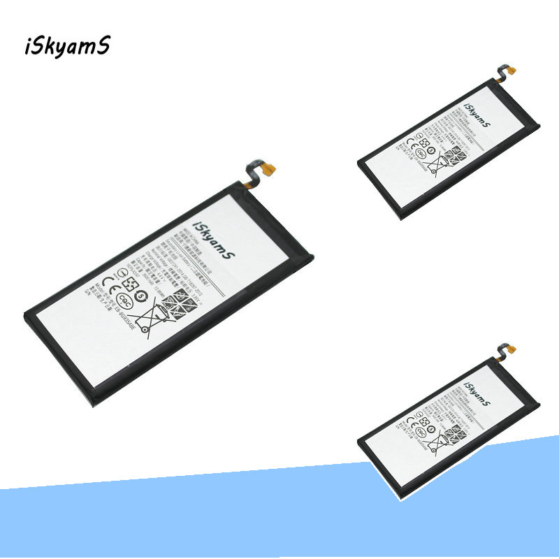 Replacement-Battery S7-Edge G9350 Samsung Galaxy For G935/G935f/G935a/.. 3x3600mah