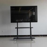 75 дюймов интерактивное Совета написать сенсорный ЖК экран led Телевизор со встроенным i5 4430