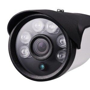 Image 3 - SSICON SONY IMX323 Bullet AHD Surveillance Outdoor Camera 1080P 3.6mm Lens 6Pcs Array Leds Analog IR Night Vision Camera 2MP