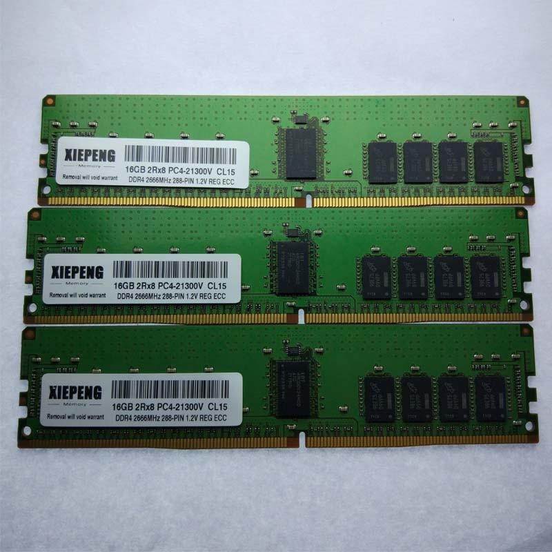 8GB RAM Memory for Dell PowerEdge C4140 DDR4-21300 PC4-2666 - Reg