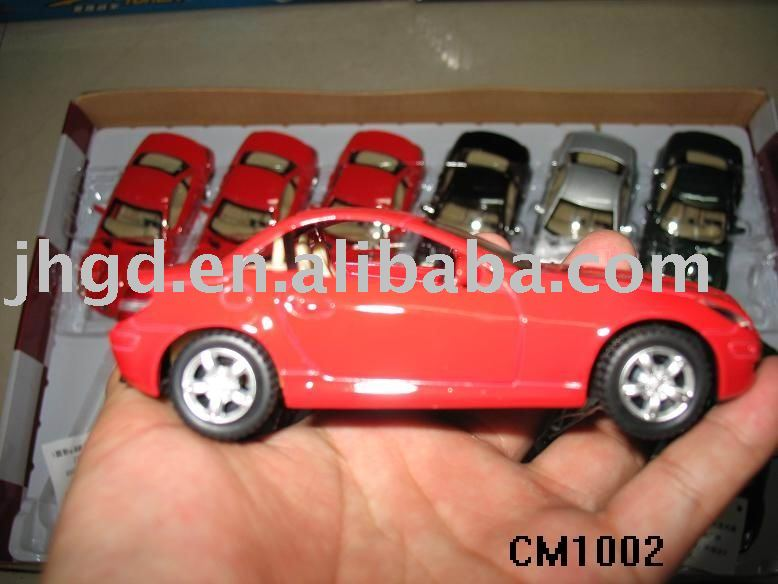 Benz Slk Class 1 32 Pull Back Car Model In Diecasts Toy Vehicles