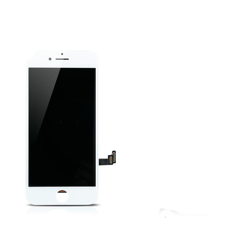 2018 AAA +++ qualidade Digitador LCD com Painel Touch Screen Substituição Assembleia Parte para iphone8 plus