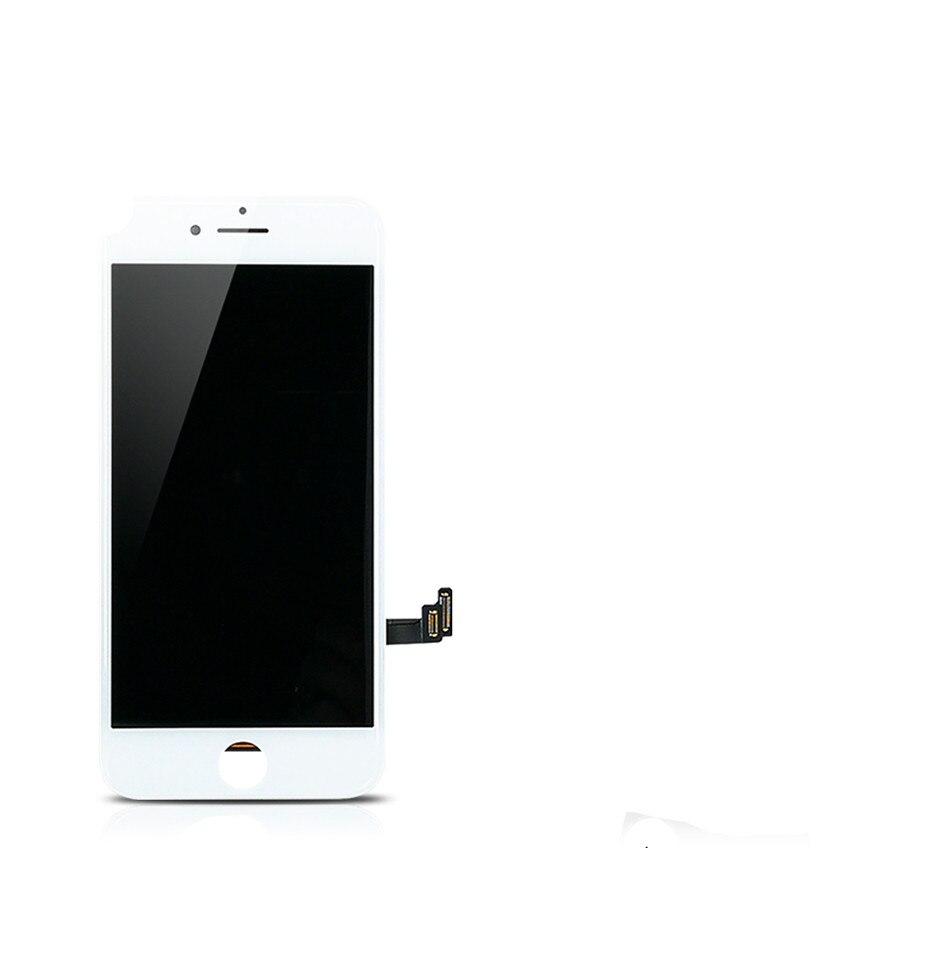 2018 AAA + + + qualité LCD Digitizer avec Écran Tactile Panneau Assemblée Pièce De Rechange pour iphone8 plus
