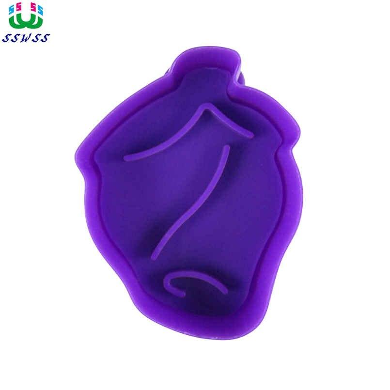Forme per la stampa di ortaggi di carciofo, classificatore di placchette per la carta SIM di generi alimentari. Utensili, vendita diretta