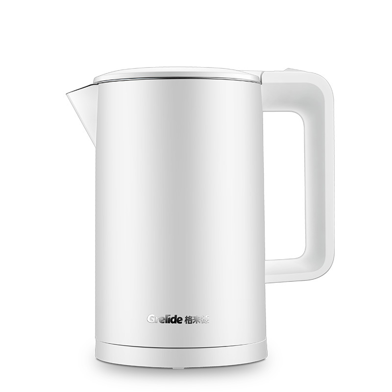 все цены на 1.7L Large Capacity Electric Kettle Household Boiling Kettle Stainless Steel Electric Waterpot Auto Power-off Water Teapot 1800W онлайн