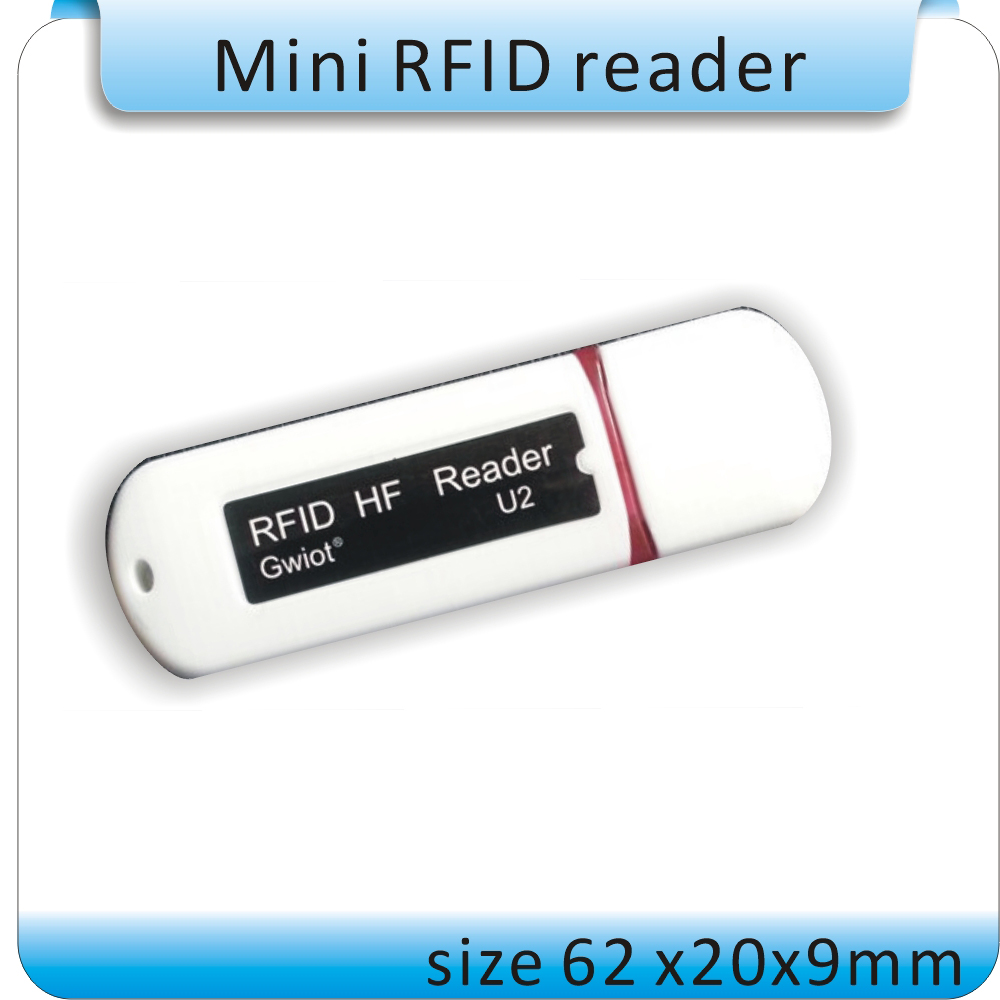 The Newest  MIni USB RFID 13.56MHZ IC Contactless Proximity Smart Card Reader support Windows/ android/I-paid+10pcs cards contactless 125khz rfid id reader smart card reader usb proximity cards reader