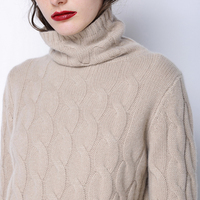 GABERLY Thick Soft Cashmere Elastic Sweaters and Pullovers Women Autumn Winter Sim Sweater Female Jumper Knitted Brand Pullover