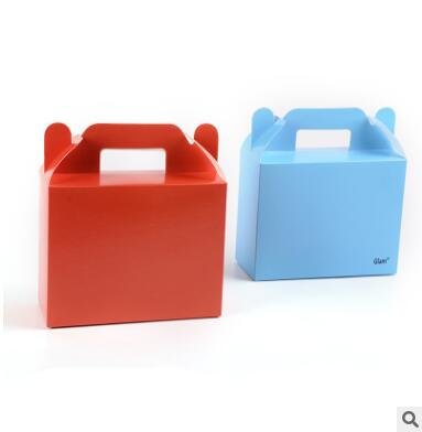 30Pcs/Lot Solid Candy Colour Gift Bags Foldable Party Favors Boxes Party Gift Paper Bags ...