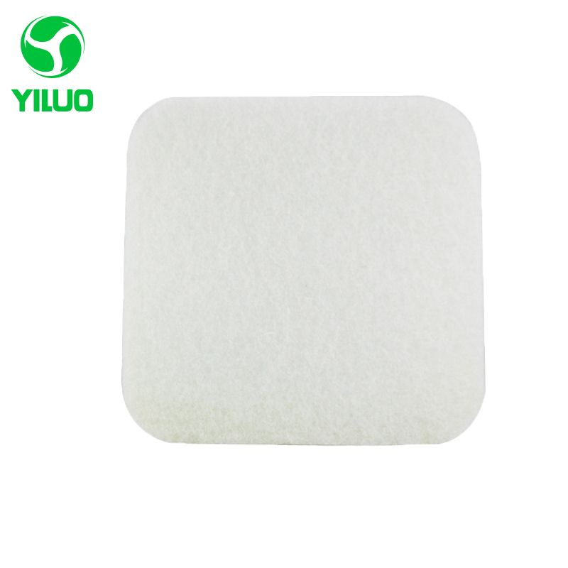 2PCS Microfiber cloth filter of Vacuum Cleaner Accessories and parts Vacuum Cleaner for FC8222 FC8224 FC8220