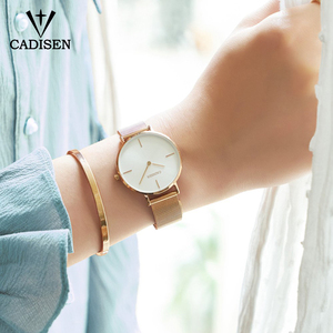 Image 5 - CADISEN Women Watch Set Top Brand Luxury Rose Gold Women Bracelet Watch For Ladies Wrist Watch Montre Femme Relogio Feminino