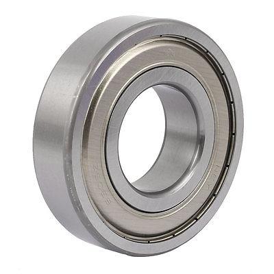 цена на ZZ6310 110mm x 49mm Double Steel Shielded Deep Groove Ball Wheel Bearing