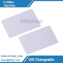 UID; запасной микросхемой чипом микропроцессорные карты 1 k 13,56 МГц с записи 0 сектор 0 блок HF ISO14443A