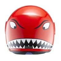VECCHIO kids helm vesp moto helm W vizier Open gezicht 3/4 motorfiets motorcross helm Capacete Casco jet retro shark helm