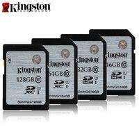 Original Kingston Camera Card SDHC Class 10 Carte SD Card 16G 32G 64G 128G Flash Digital